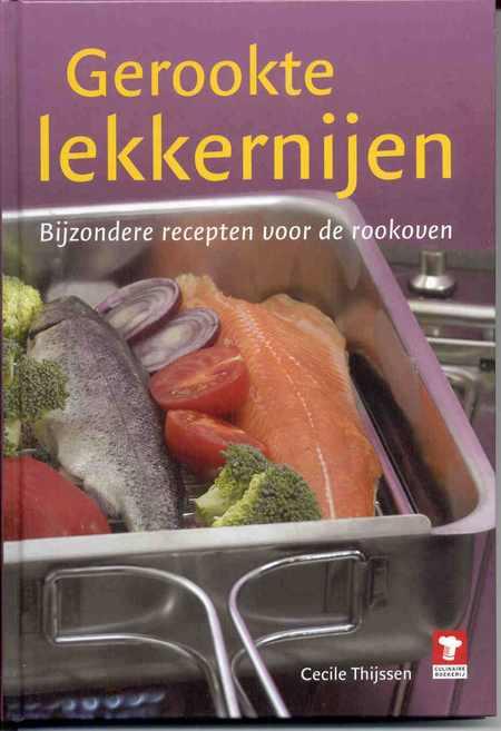 Gerookte Lekkernijen Oude cover