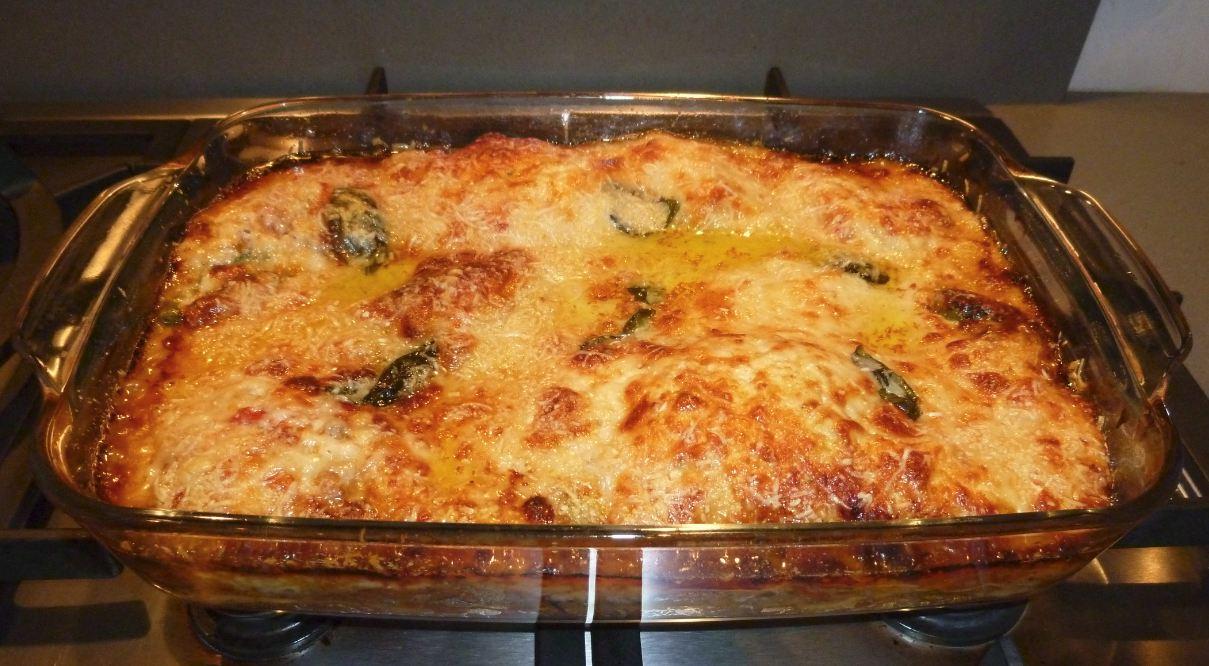 lasagne bolgnese