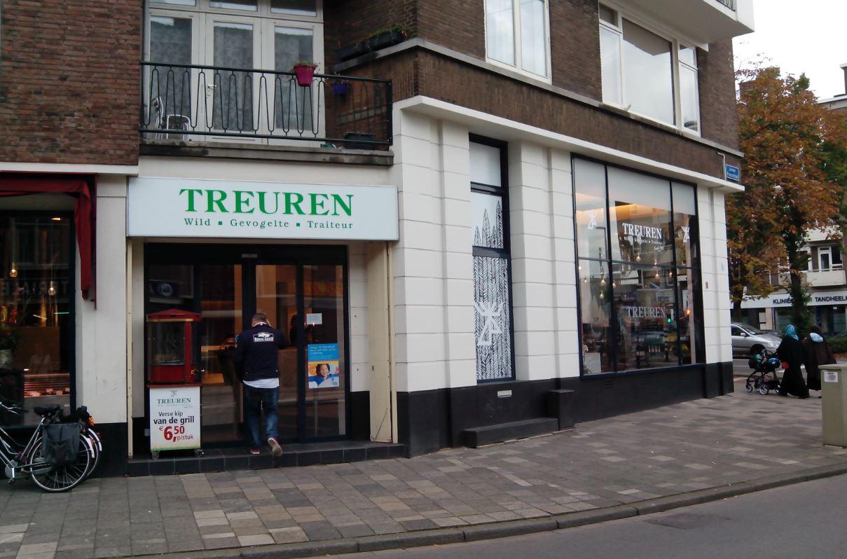 Treuren wild handel Rotterdam